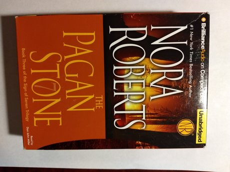 Nora Roberts 9 audio CD's