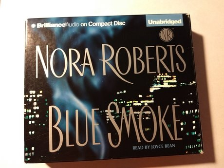Nora Roberts 13 audio CD's