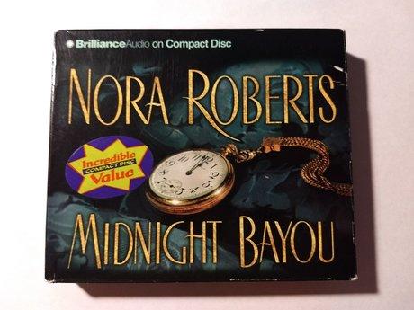 Nora Roberts 5 audio CDs