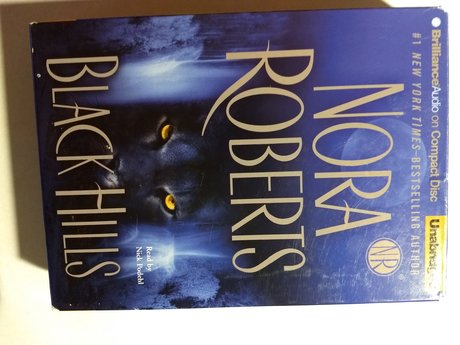 Nora Roberts 14 audio CD's