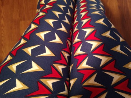 OS LuLaRoe Leggings - Gently Used