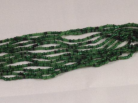 Chaquira beads - handmade bracelet.
