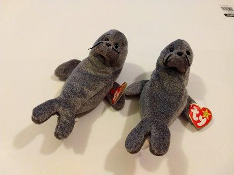 Beanie Seal NWT
