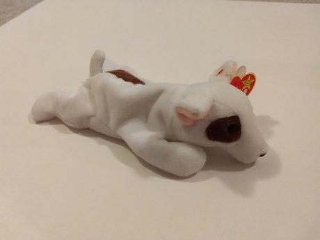 Collectible Beanie Bull Terrier NWT