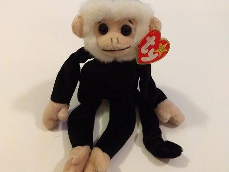Beanie Monkey NWT
