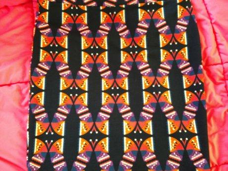 LuLaRoe Large Cassie Skirt - Used