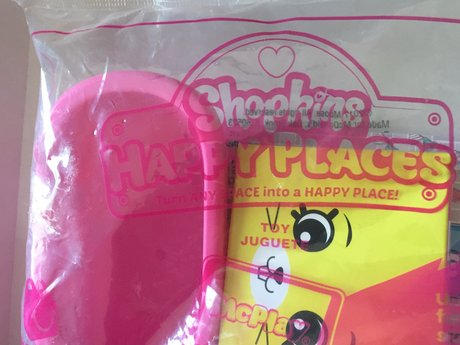 McDonald's Shopkins Toy