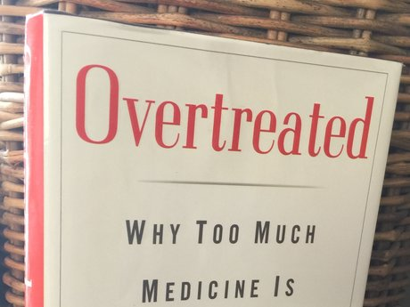 Overtreated Book