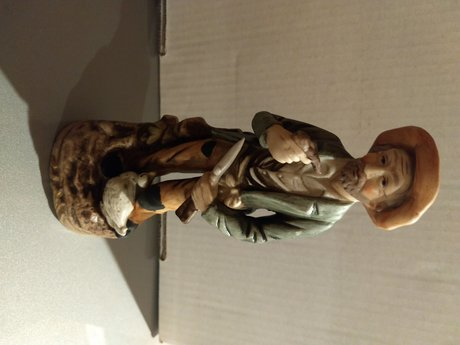 Collectible Old Man With Pipe