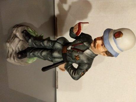 Collectible Vintage Policeman