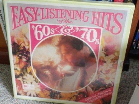 Vinyl Easy Listening Hits 60s & 70s