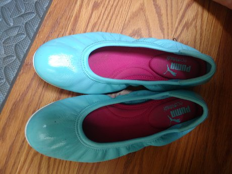 PUMA - Flats / shoes - 6.5 - Used