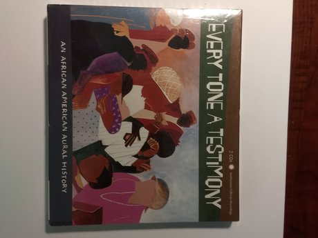 African American Aural History NEW