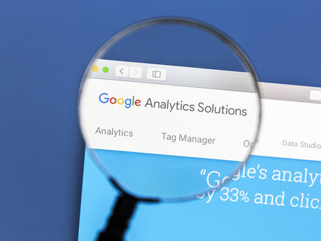 1 hr Google Analytics consultation