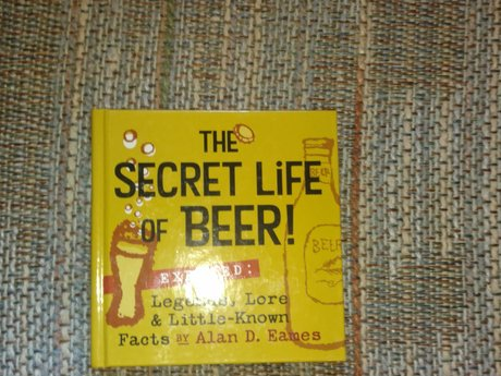The Secret Life of Beer hardback