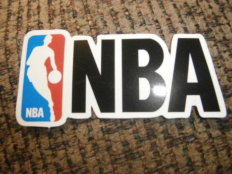 NBA Basketball Sports sticker