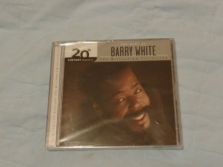 The Best of Barry White CD