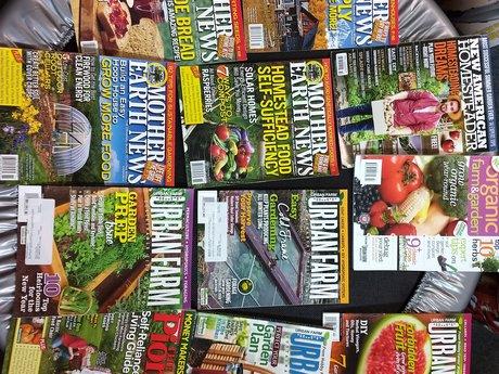 11 Sustainable Living Magazines