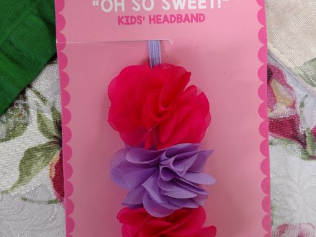 Little Girl's Headband