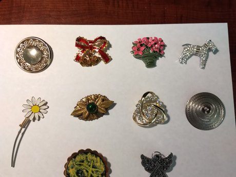 Brooches # 2