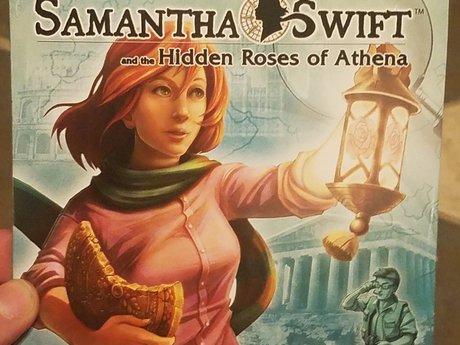 PC game Samantha Swift