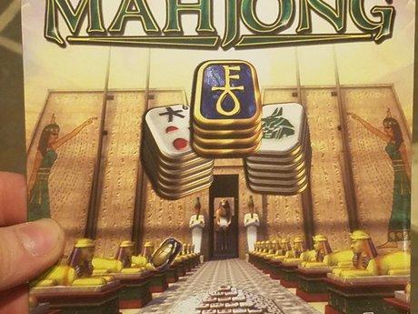 PC game mahjong
