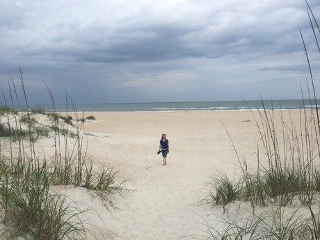 Sand & Shells From Atlantic Coast