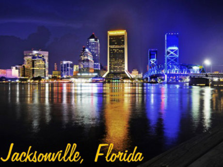 Mail A Postcard From Jacksonville