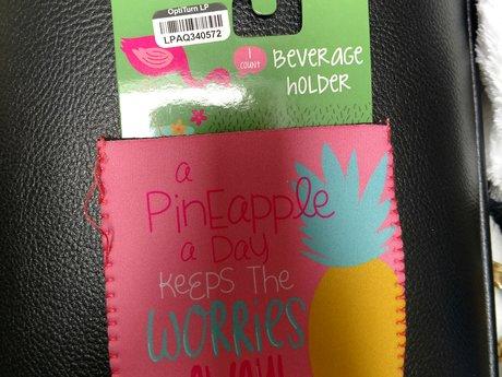 Pineapple Beverage Holder