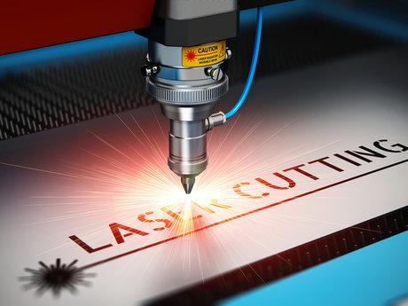 Laser Cutting / Etching Service