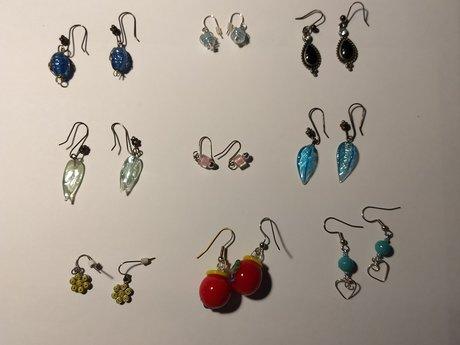 Earrings 10 simbi