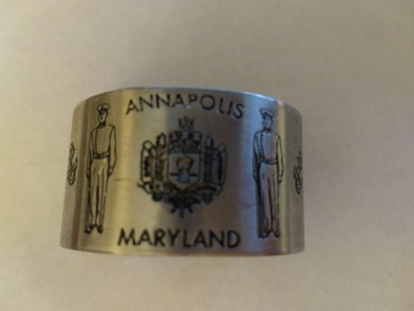 Unique Annapolis Marines Bracelet