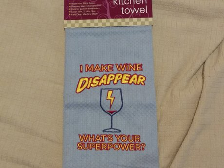 Kitchen Wine Towel