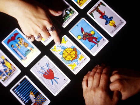 Tarot Reading 3 card
