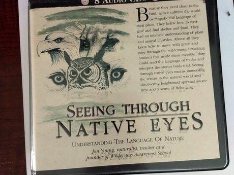 Seeing through native eyes audio CD