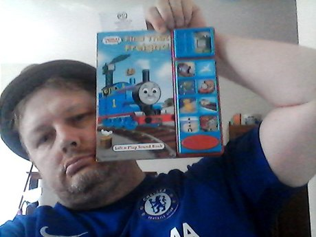 Thomas and friends musical book