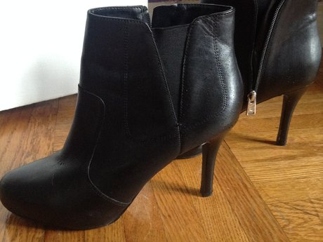 Rockport high heel boots
