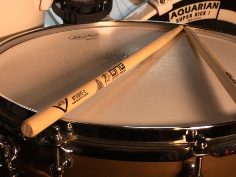 Drum Therapy and Stick Control