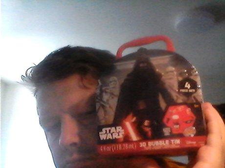 star wars 3d bubble tin