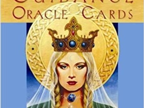 Virtual Oracle Card Reading