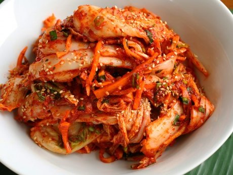 Easy KIMCHI recipe!