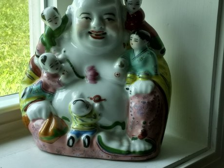 Large Chinese Buddha for Sioux