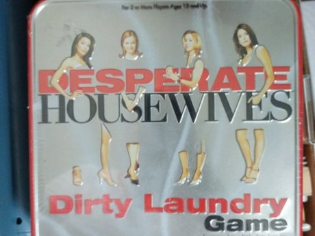 Desperate Housewives Board Game NEW