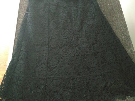 Black Skirt - Size 10 - Gently Used