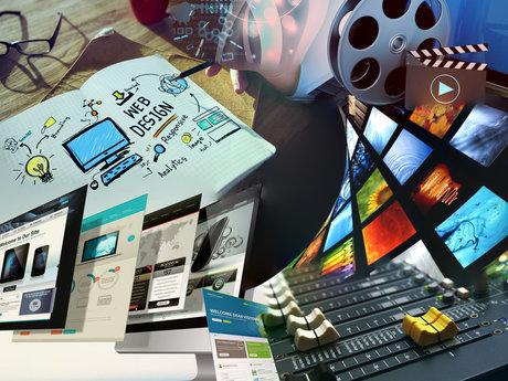 website & multimedia maker