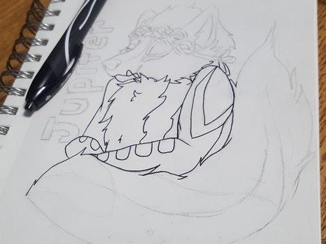 Furry art