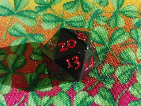 Consult the D20!