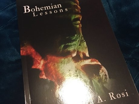 Poetry Book for Rachel Rabalais
