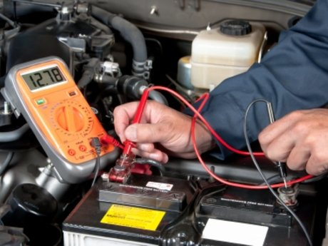 Low voltage wiring. Auto repair.