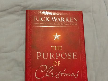 New The Purpose of Christmas